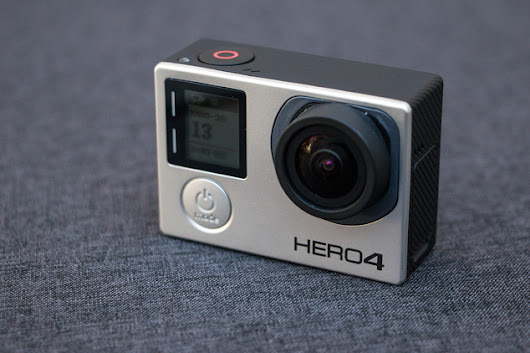 GoPro Hero4 Action Cam