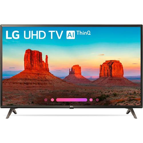 """LG 49UK6300PUE - 49"""" LED TV - 2160p"""