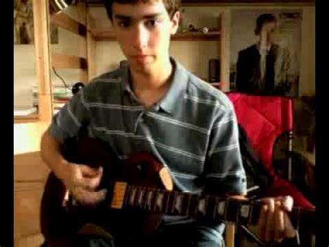 play porcupine tree blackest eyes  guitar youtube