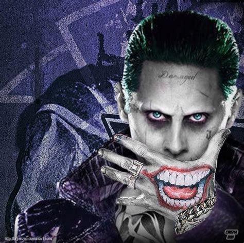 joker smile hand bryanzap joker pinterest