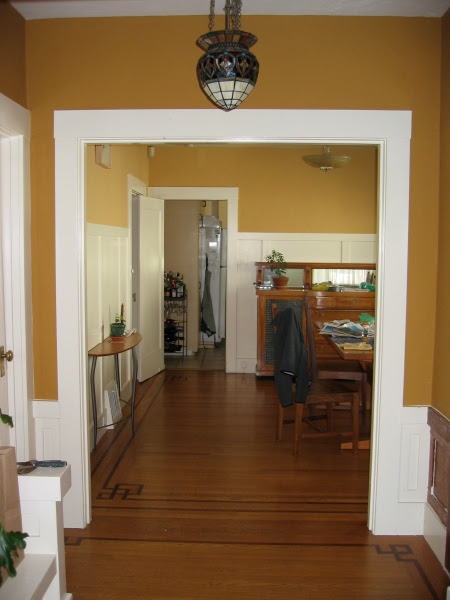 Dining Room Doors