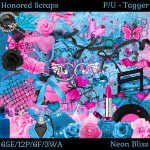 Neon Bliss - Tagger
