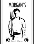 Tony Ortiz, Tim Burns, Vanessa Guevara present at Morgan's Restaurant