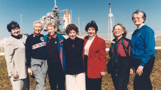 The pioneering female astronauts who never saw space