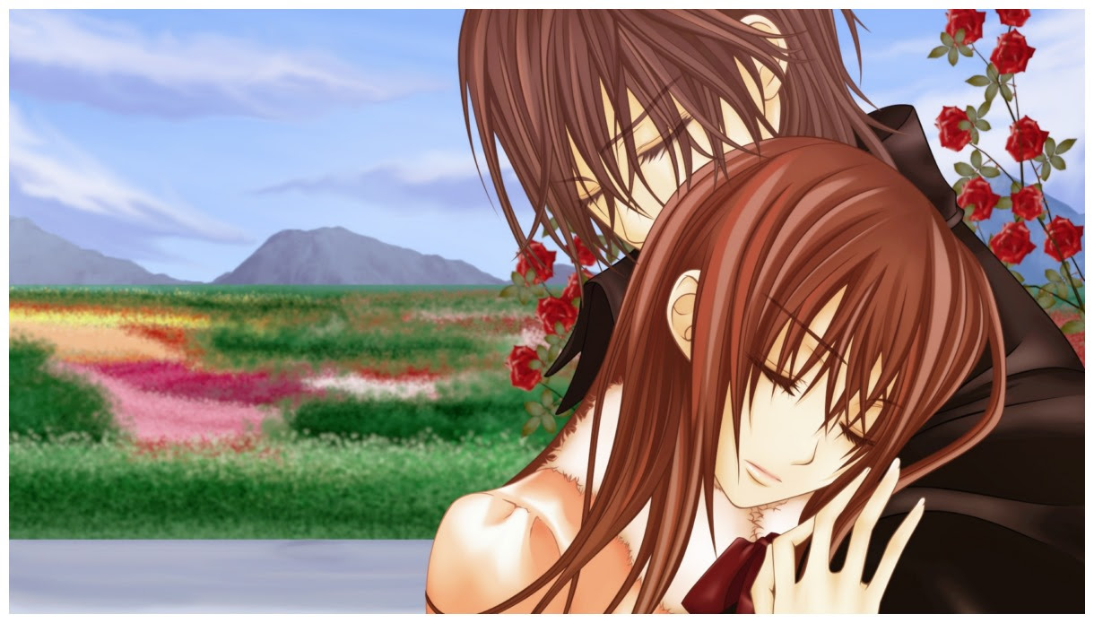 Romantic & Emotional Couples Anime Full HD Wallpapers | HD ...