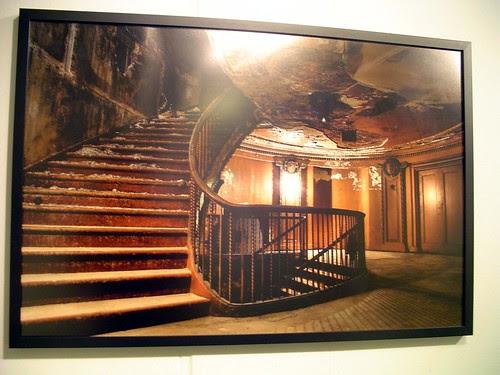 Carey Primeau - Black Stairs Elegance
