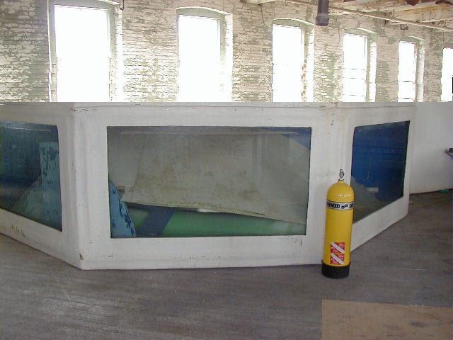 Fiberglass Fish Tanks