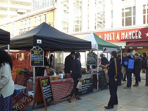 food market à Hammersmith.jpg