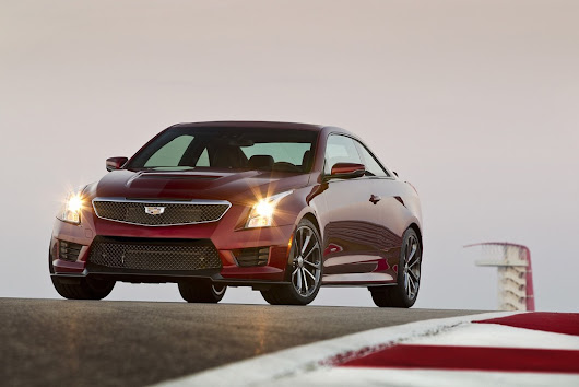 Cadillac CTS-V, ATS-V Production To End Before Spring, As V-Series Expands