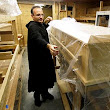 Don't mess with monks who sell coffins