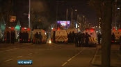 Sixth night of disturbances in Belfast