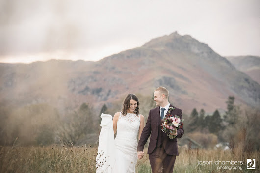 Chris and Scarlett's Winter Wedding at the Daffodil Hotel - Jason Chambers Photography