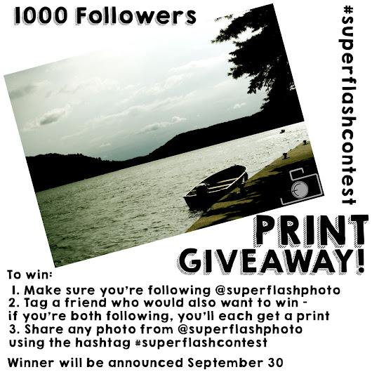 Print Giveaway Contest