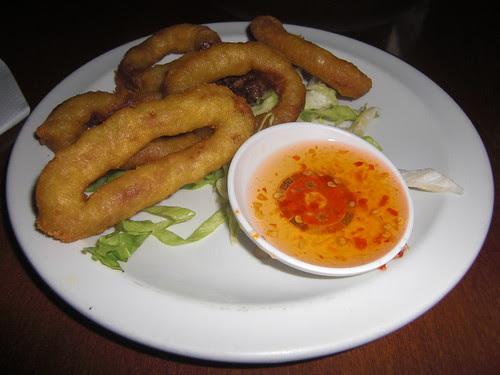 Fried Squid? @ Suchard