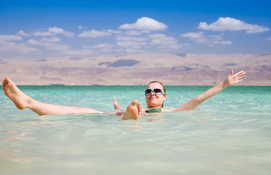 Dead Sea Salt Benefits - Healovation™