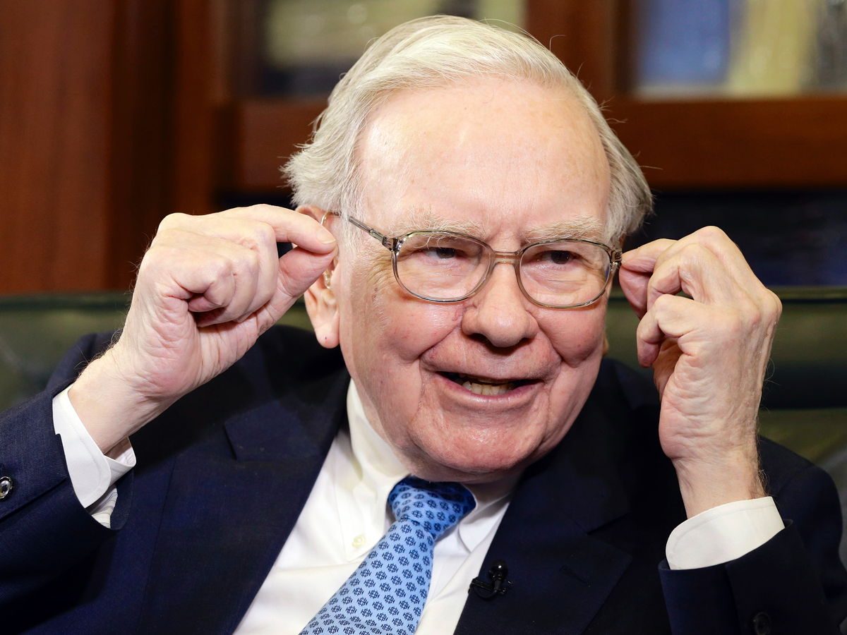 In 2008, Buffett became the richest person in the world.