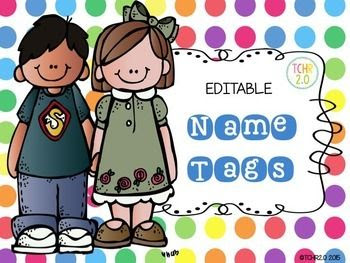 Melonheadz Name Tags | Back to, Back to school and Texts