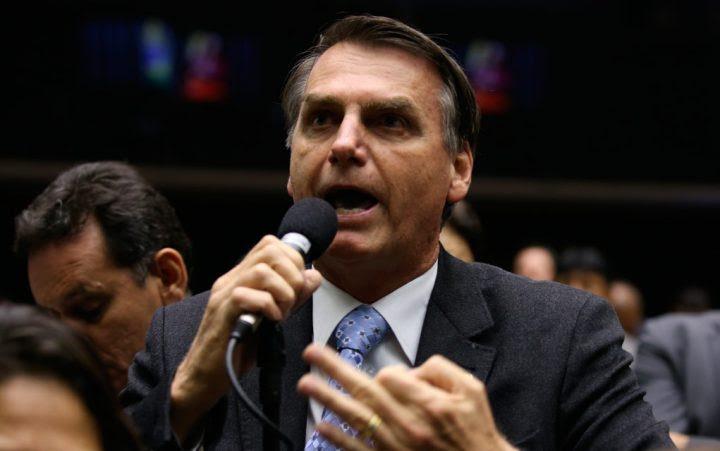 Conselho de Ética abre processo contra Jair Bolsonaro