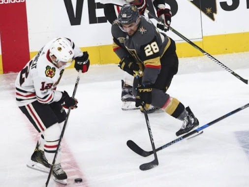 Preview/Game Thread: #Blackhawks vs Golden Knights #VegasBorn #CHIvsVGK by @HockeyNapsak #Rinkrats #...