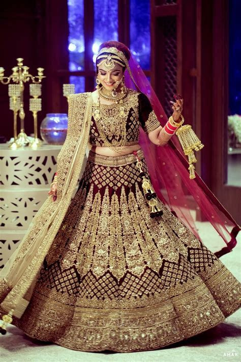 Twirling bride shot   Wedding decoration   Bridal lehenga