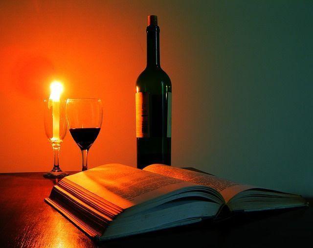 Resultado de imagen para poeta y vino