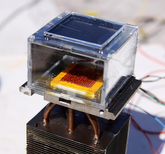 Scientists can turn air into drinking water with a device powered solely by sunlight