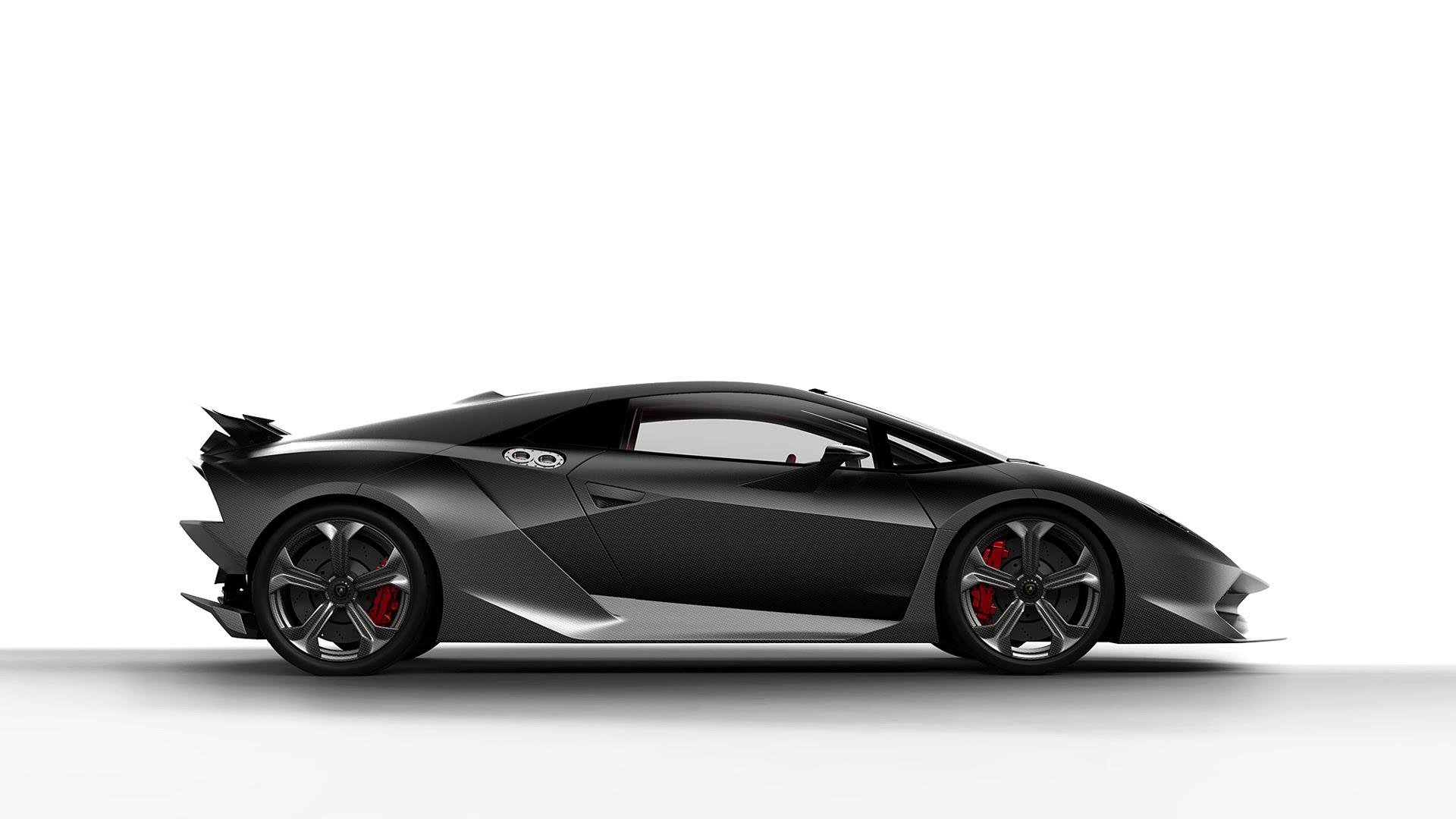 Lamborghini Sesto Elemento Wallpaper 1920x1080 17246