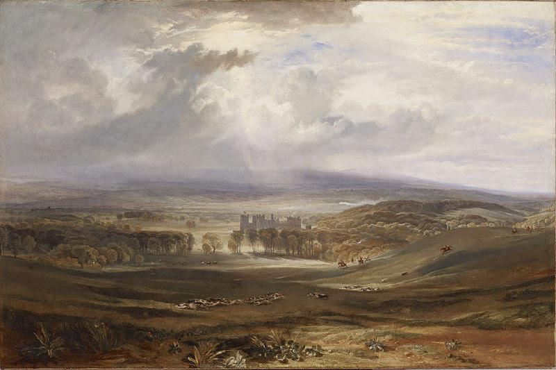 J.M.W. Turner Raby Castle
