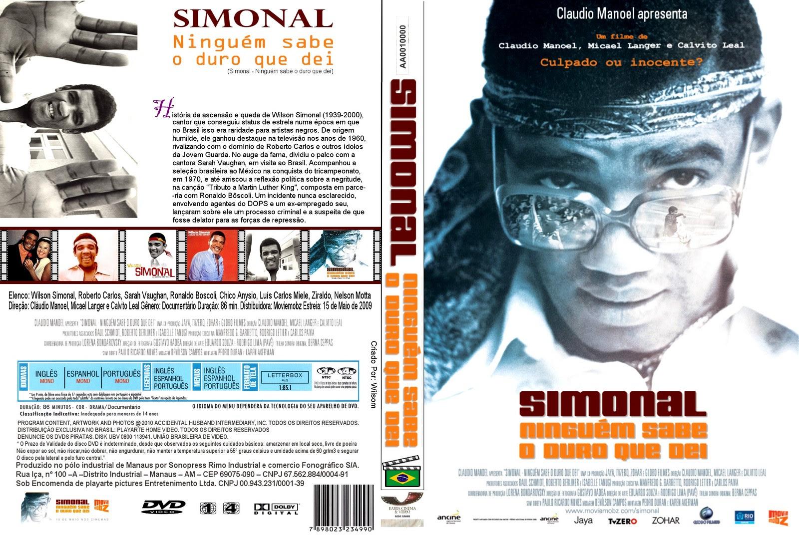 Resultado de imagem para Simonal - Ninguém Sabe o Duro que Dei download
