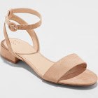 Women's A New Day Winona Ankle Strap Sandal