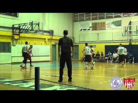 Στιγμιότυπα από τον αγώνα Αχιλλέας Τριανδρίας-ΑΕΕ Τούμπας για την 19η αγωνιστική της Α΄ ΕΚΑΣΘ ανδρών