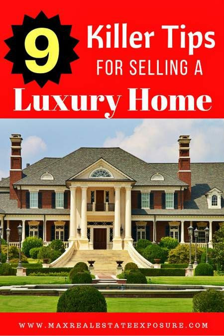 Selling a Luxury Home (with image, tweet) · massrealty