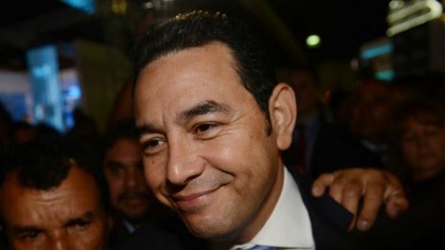 Guatemala será gobernada por un comediante
