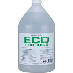 American DJ Eco-Fog Smoke Fog Machine Fluid Juice, 1 Gallon | F4L-ECO-1 by VM Express