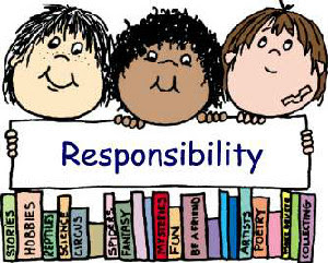 Great Responsibility Quotes For Kids Inspire My Kids