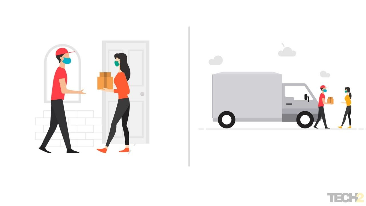 Delhivery launches customer-to-customer express courier service.
