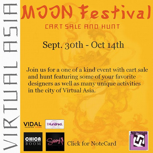 VA Moon Festival Cart Sale and Hunt