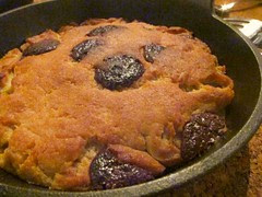 Cookie in Skillet