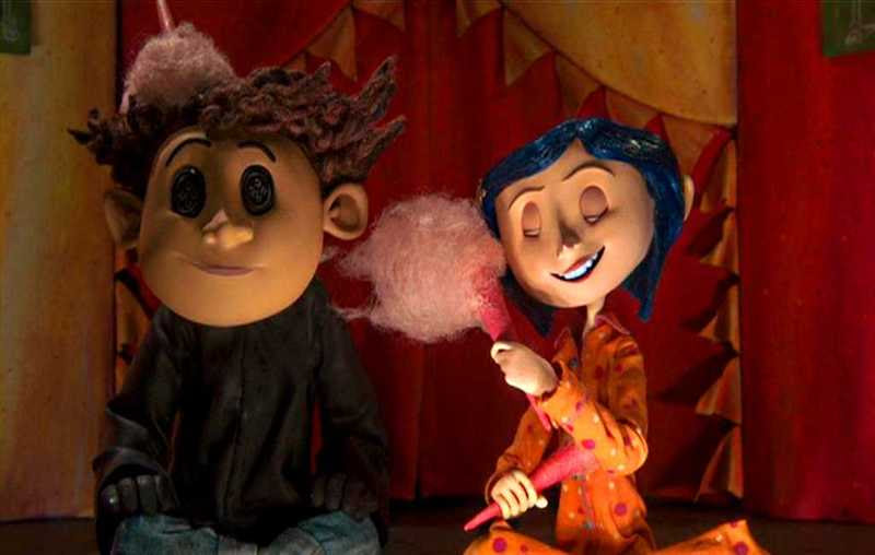 Coraline Cotton Candy
