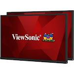 "ViewSonic VG2448_H2-S 24"" Dual Pack Head-Only Ergonomic Monitor - Refurbished"