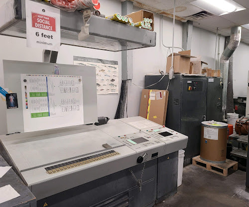 Services at Crystal Graphic Equipment in Wyandanch NY & Hollywood FL