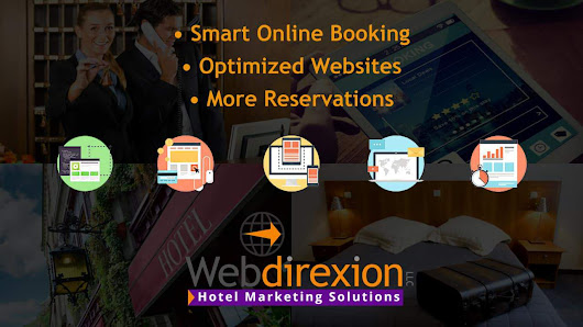 Cloud Booking and Online Marketing for Inns | Webdirexion.com