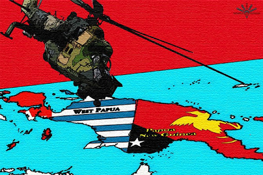 Indonesian military gears up for oppression in West Papua