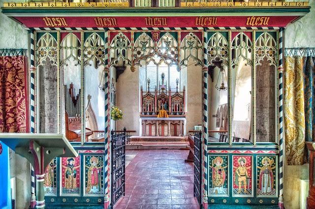 St Mary, Kettlebaston, Suffolk