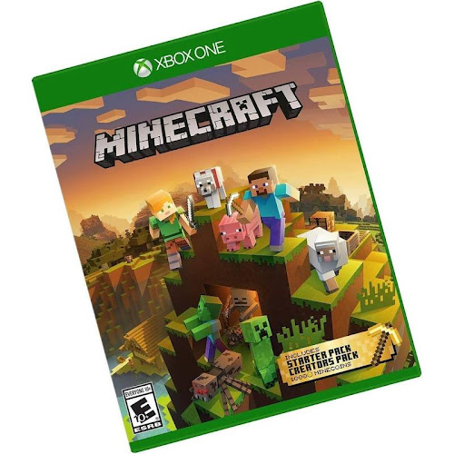 Minecraft Master Collection [Xbox One Game]