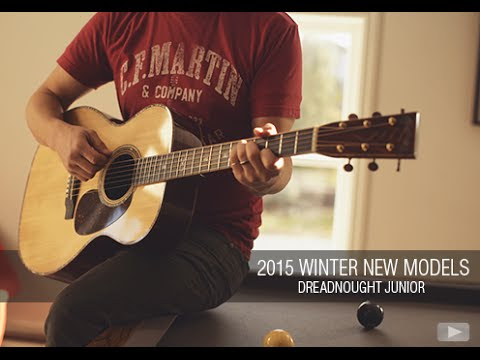 The Martin Dreadnought Junior Demo Video | The Guitar List
