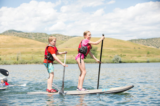 Start Kids Early at Summer Adventure Camp