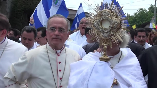 Nicaragua: Masked men assault bishop, intimidate nuncio and cardinal | ROME REPORTS