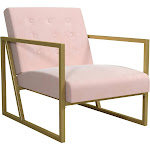 CosmoLiving by Cosmopolitan Lexington Modern Chair