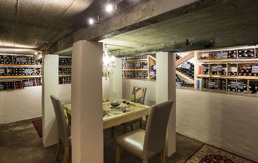 Cellars don't get much cooler than this! | Cavern Drakensberg Resort